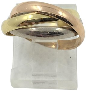 Cartier Cartier Trinity Ring, Small Model Size 48