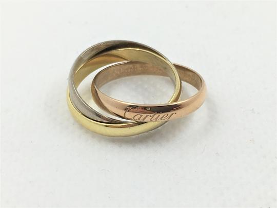 Cartier Cartier Trinity Ring, Small Model Size 48 Image 3