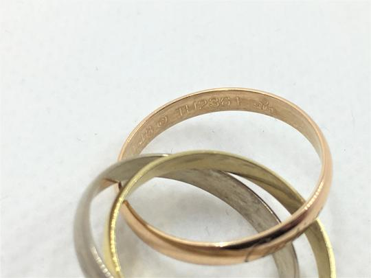 Cartier Cartier Trinity Ring, Small Model Size 48 Image 6
