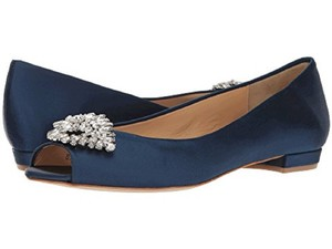 Badgley Mischka Blue Taft Formal Size US 7 Regular (M, B)