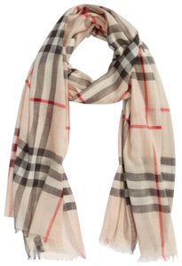 Burberry Giant Check Gauze