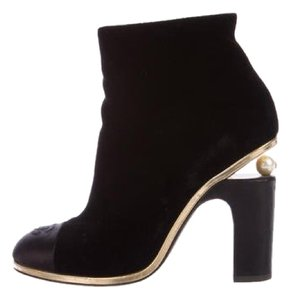 3d892a0a805 Chanel Ankle Boots - Up to 70% off at Tradesy