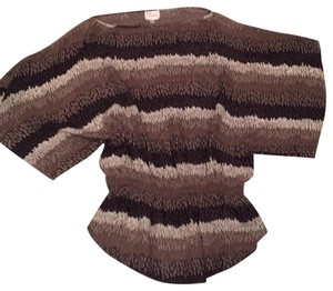 Parker Top Taupes, dark browns and cream