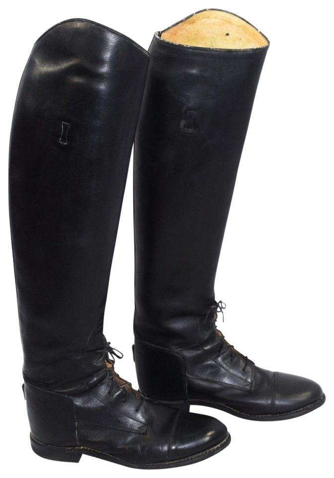 bf2ff206391a7 Black The Effingham Riding Boots/Booties Size US 6 Regular (M, B) 76% off  retail
