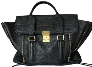 3.1 Phillip Lim Tote in Black and Gold