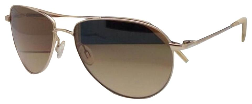 46a219ffe023 Oliver Peoples Photochromic OLIVER PEOPLES Sunglasses BENEDICT OV 1002-S  5242 51 Gold Image ...