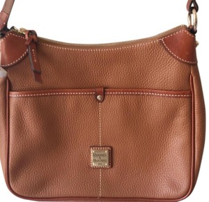 Dooney & Bourke Leather Hobo And Satchel Shoulder Bag