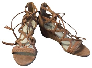 BCBGeneration brown earth Wedges