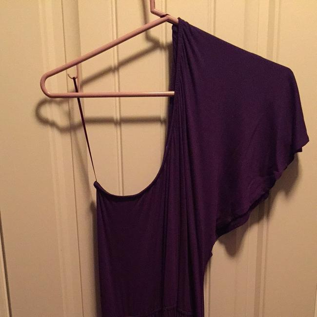 Purple Maxi Dress by Collective Concepts