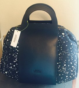 Kate Spade #katespadesaturday #katespadebag #galaxyprint #funhandbag Tote in Galaxy - Black + White