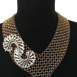 R.J. Graziano Broach Necklace