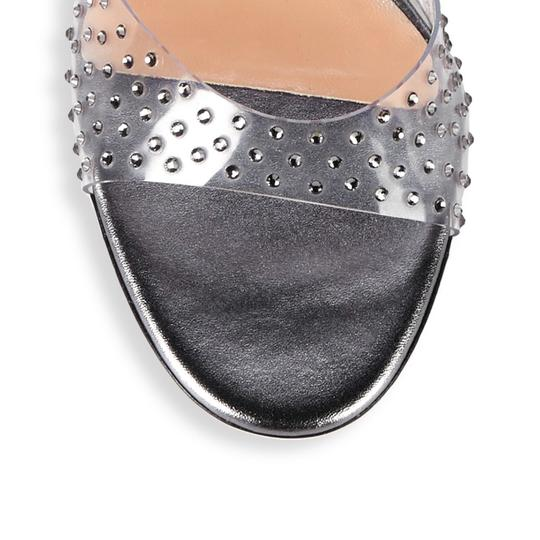 Valentino clear pvc/silver Sandals Image 2