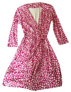 Diane von Furstenberg Wrap Work Dress