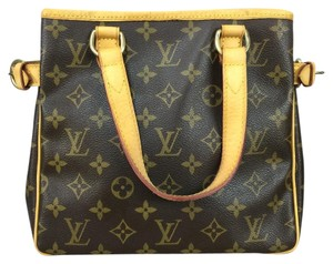 Louis Vuitton Lv Batignolles Vertical Canvas Satchel in monogram