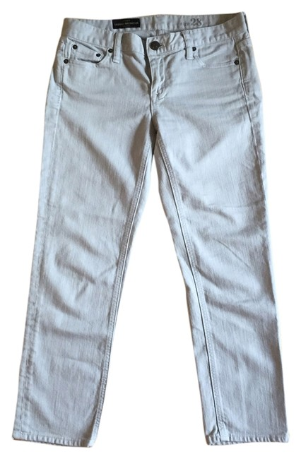 Item - Gray Matchstick Capri/Cropped Jeans Size 28 (4, S)