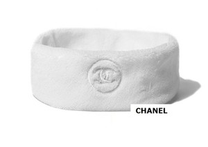 chanel Headband Authentic Chanel