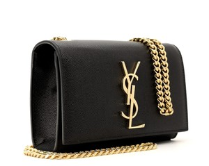 Saint Laurent Chain Shoulder Messenger Cross Body Bag