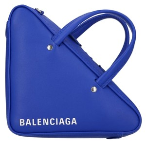 Balenciaga Triangle Triangle Duffle Cross Body Bag