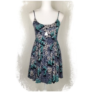 Somedays Lovin short dress Pastel Blue Green & White on Tradesy