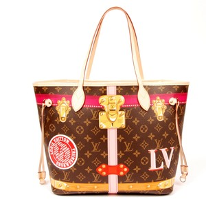 Louis Vuitton Trunks Limited Edition Neverfull Trunks Neverfull Tote in Monogram 6180