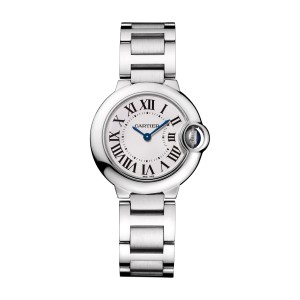 Cartier CARTIER Ballon Bleu Stainless Steel Quartz 29mm Watch