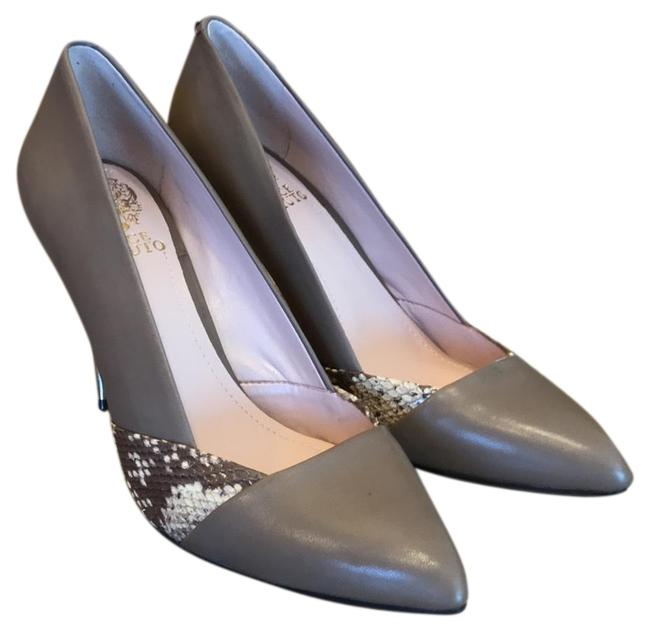 Item - Smoke Taupe/Neutral Vc-hez Pumps Size US 8 Regular (M, B)
