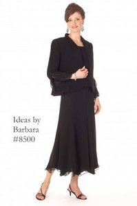 Chocolate Ideas By Barbara 8500/a14-14 Dress