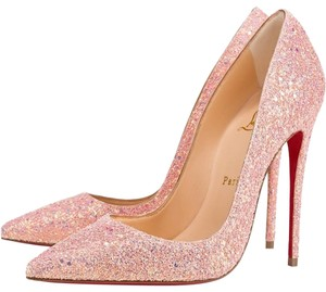 new style b6a64 ef599 Christian Louboutin Glitter Shoes, Bags & more - Up to 70 ...
