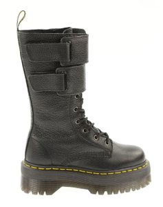 Dr. Martens Zip Leather Rare Back Boots
