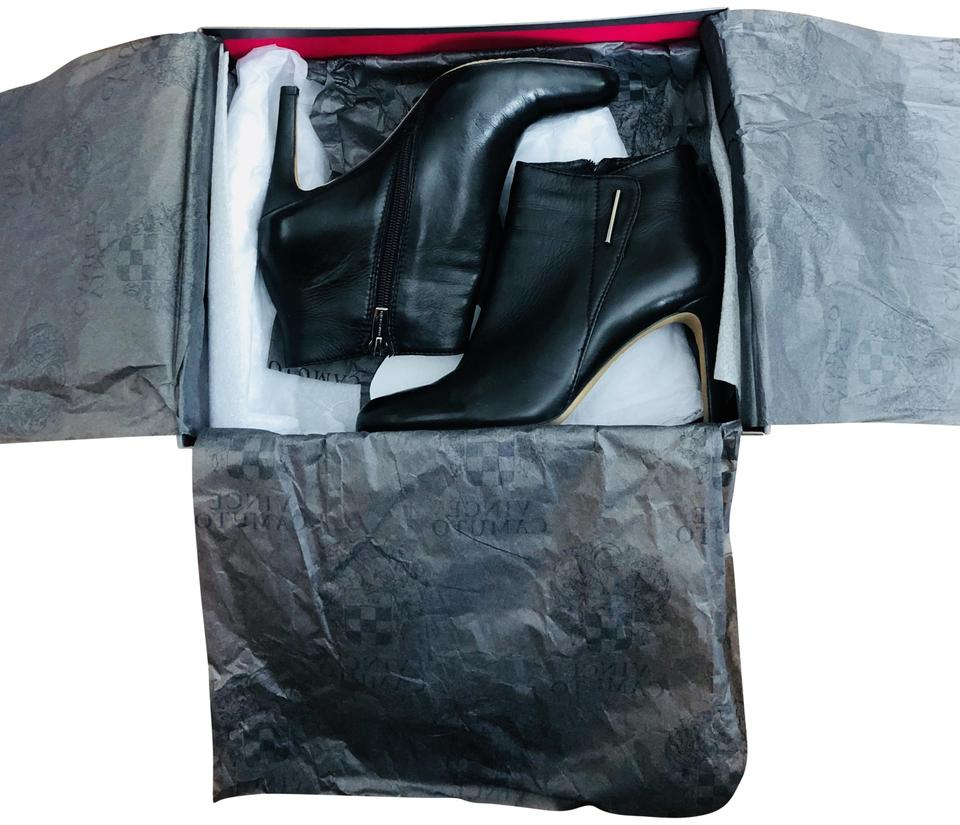 lady Vince Asymmetrical Camuto Black Asymmetrical Vince Boots/Booties Consumers first b9acae