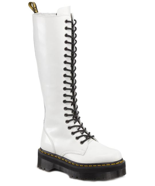 Item - White Britain Tall Boots/Booties Size US 7 Regular (M, B)