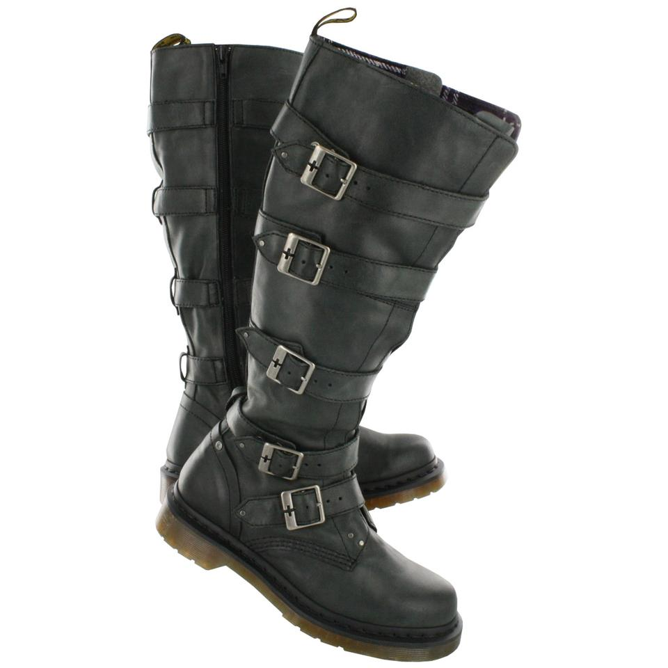 LADY Dr. Elegant Martens Black Phina Boots/Booties Elegant Dr. appearance b76651