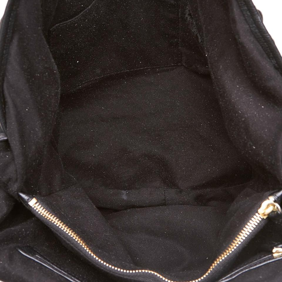 Givenchy Studded Sacca Black Fabric X Nylon X Leather X Others Hobo ... ef66bc6631363