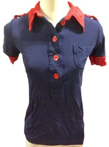Marc by Marc Jacobs Top blue