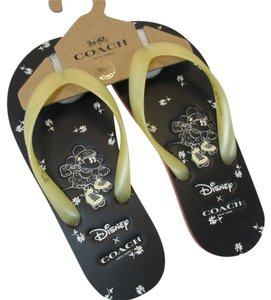 5d7dca71d6a2 Coach Flip Flops - Up to 70% off at Tradesy