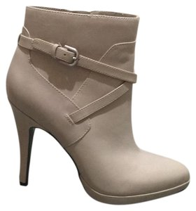 Nine West cream Boots