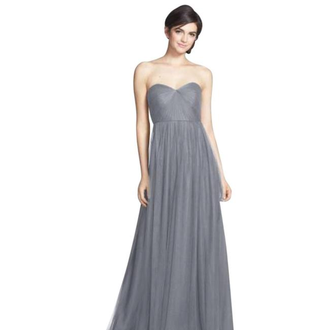 Item - Anabelle Convertible Tulle Gown Feminine Bridesmaid/Mob Dress Size 8 (M)