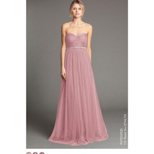 Jenny Yoo Anabelle Convertible Tulle Gown Feminine Bridesmaid/Mob Dress Size 2 (XS)