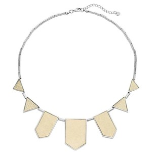 House of Harlow 1960 Five Station Pendant Necklace