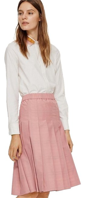 Item - Peach and White Blouse Size 0 (XS)