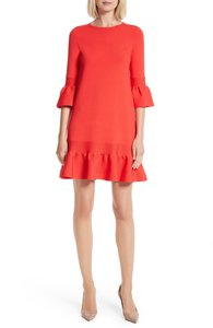 Ted Baker Peplum Solid Night Out Dress