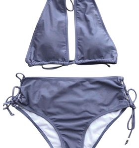 Cupshe halter top with high waisted bottoms