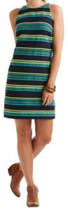 Vineyard Vines short dress Blue Green on Tradesy