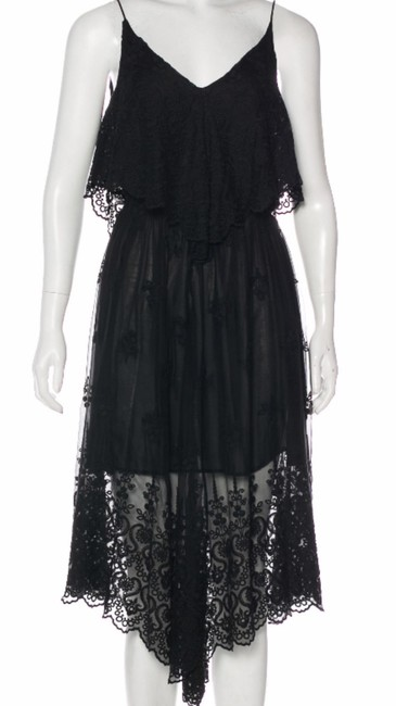 black Maxi Dress by ZIMMERMANN Image 11