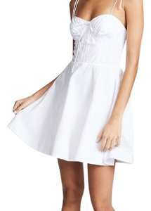 Cleobella short dress White on Tradesy