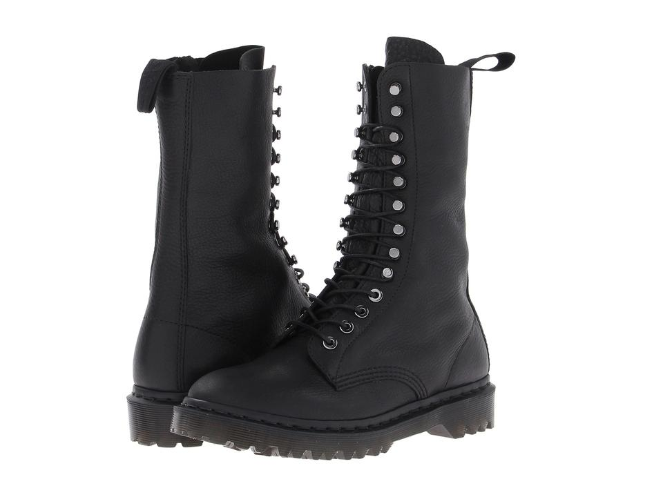 Dr. Martens Black Boots/Booties 1edmund 12 Tie Inuck Boots/Booties Black 0b0dc1