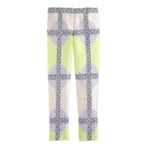 J.Crew Capri/Cropped Pants Multi Print