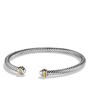 David Yurman 18K Cable