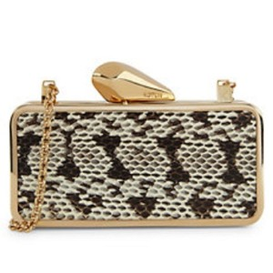 Kotur Snakeskin Phone Evening Clutch