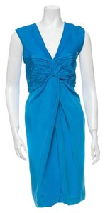 3.1 Phillip Lim short dress Teal on Tradesy